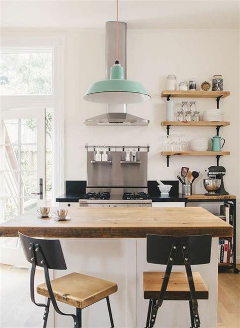 petit ilot central cuisine la cuisine équipée avec îlot central 66 idées en photos archzine fr