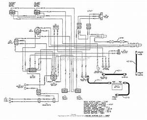 Zero Turn Wiring Diagram