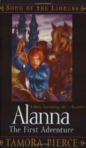 alanna   adventure song   lioness