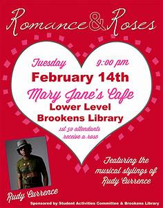 2/14 Romance & Roses Valentine's Day Event – What's New at ...