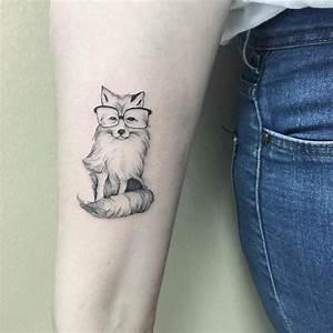 Signification Animaux Tatouage : tatouage discret animaux tattoo art ~ Dode.kayakingforconservation.com Idées de Décoration