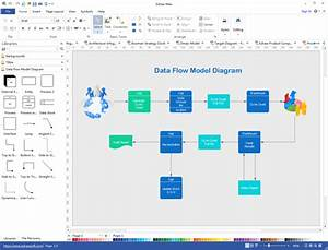 Chemical Engineering Process Flow Diagram Software