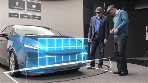 ford adds microsoft hololens  development toolbox roadshow