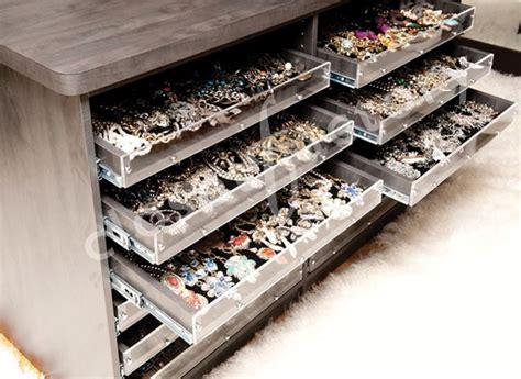 Fabulous Closet Factory Custom Jewelry Trays