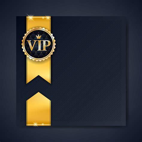 Vip Luxury Background Template Vectors 05 Free Download