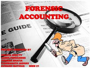 entire forensic accounting project With forensic audit of mortgage loan documents