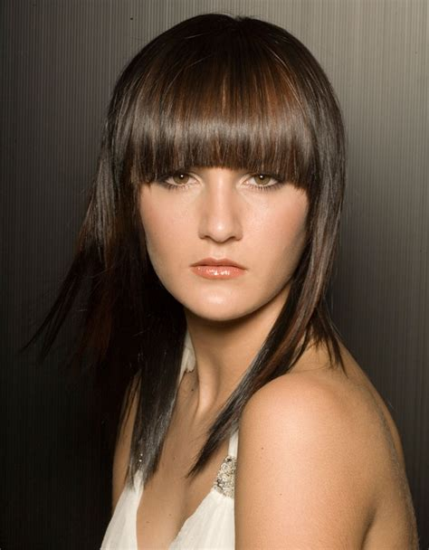 Your Virtual Hairdresser Consultant The Perfect Fringe
