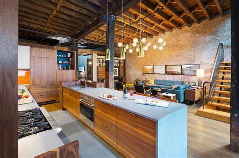 cuisine yorkaise rénovation d 39 un entrepôt yorkais en un loft de 3000 m2