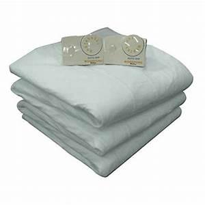 biddeford heated mattress pad white king 657812119446 With biddeford heated mattress pad king