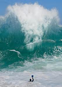 Photographer Clark Little Waves