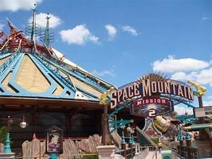 Paris: Paris Disneyland Rides