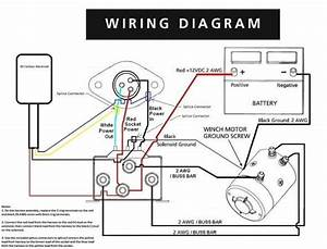 How To Wire A Winch Solenoid Diagram Di 2020