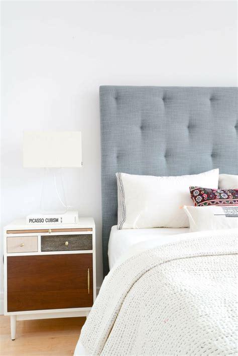 choisir une t 234 te de lit en tissu avantages et conseils