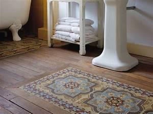 patchwork tiles decoration d39interieur home interior With carreau d arrache