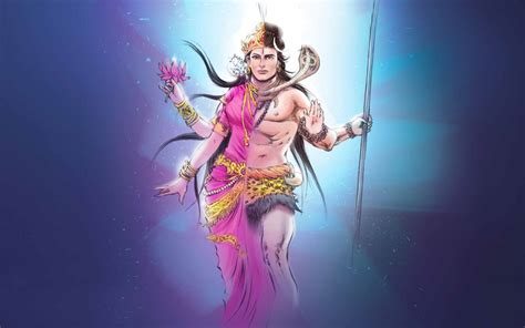 Hindu God Animation Wallpaper Free - lord shiva parvati wallpapers and backgrounds