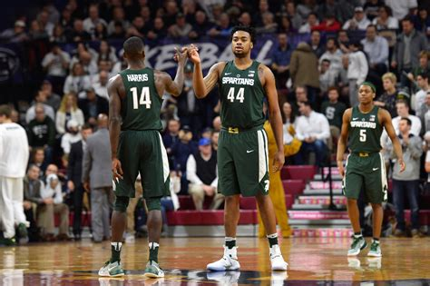 michigan state basketball  bold predictions  michigan