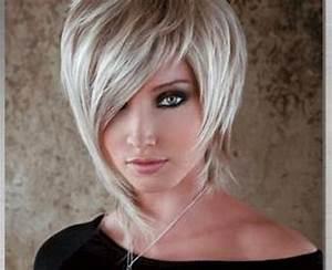 Coupe De Cheveux Femme Courte 2017 : coupe cheveux courte femme originale coiffures populaires ~ Melissatoandfro.com Idées de Décoration