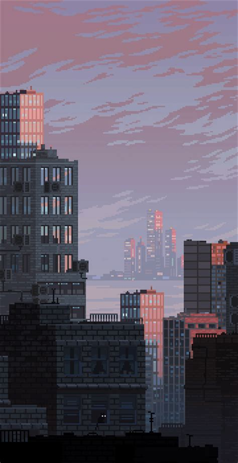 Animated Pixel Wallpaper - pixel cities pixel pixel city pixel