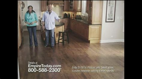 empire flooring commercial empire today tv commercial 60 off ispot tv