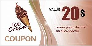 Ms Office Coupon Ice Cream Coupon Templates For Ms Word Formal Word Templates