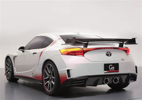 Toyota Ft-86g Sports Concept, 2010