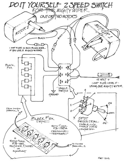 1957 Chevy Windshield Wiper Wiring Diagram by The Mighty Wiper Wiring Diagram Raingear Wiper Systems