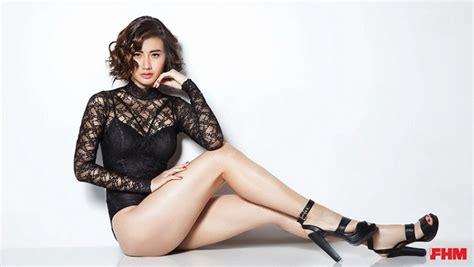 foto hot melissa tan model cantik asal malaysia