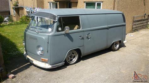 vw  bay window panel van