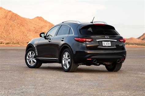 2014 Infiniti Qx70 37 First Test  Motor Trend