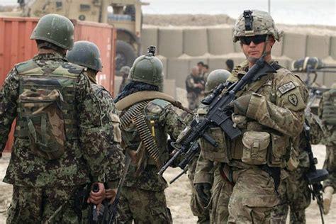 U.S. Army Base Kabul Afghanistan