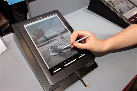 color e reader look at hanvon s new color e reader the digital reader
