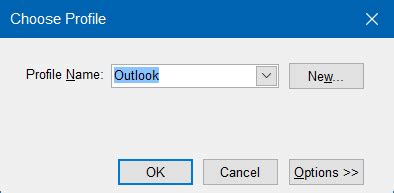 outlook profile stuck on quot loading profile quot spiceworks