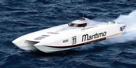 Offshore Racing Boats Speed by Maritimo Offshore Race Team Taking On The World In 2016