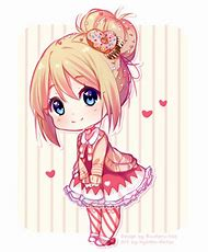 Kawaii Anime Chibi Girl