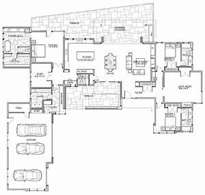 Open Floor Plans For Single Story Modern Shed Homes 3312 ...