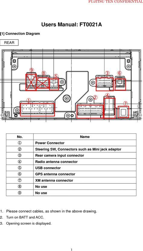 toyota 86120 wiring diagram free wiring diagram