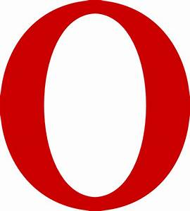 Red Serif O Letter Clip Art at Clker.com - vector clip art ...