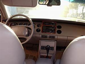 I Have A 1997 Riviera With A Inside Rear View Mirror  W