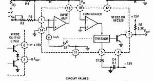 Build A Voltage To Frequency Converter Wiring Diagram Schematic 2