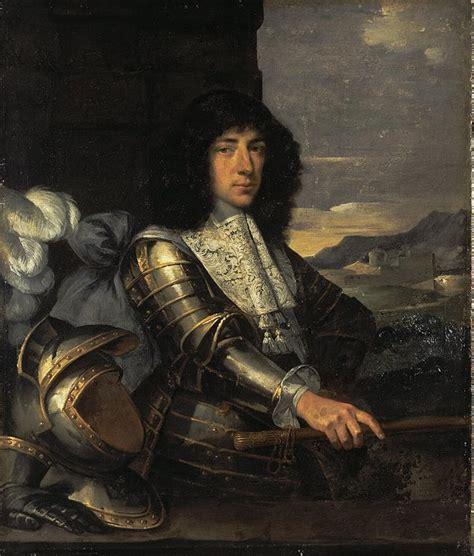 portrait   man  armour sebastien bourdon
