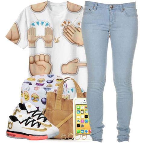 Emoji Outfit With Jordans