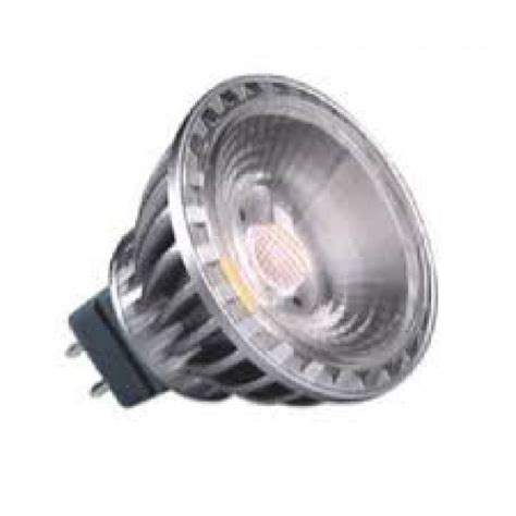 g5 3 led kosnic 6w powerspot mr16 12v 6500k led light bulb ktc06cob g5 3 s65