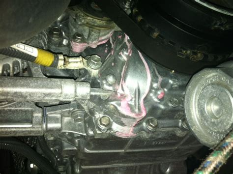 water pump leaking page  clublexus lexus forum