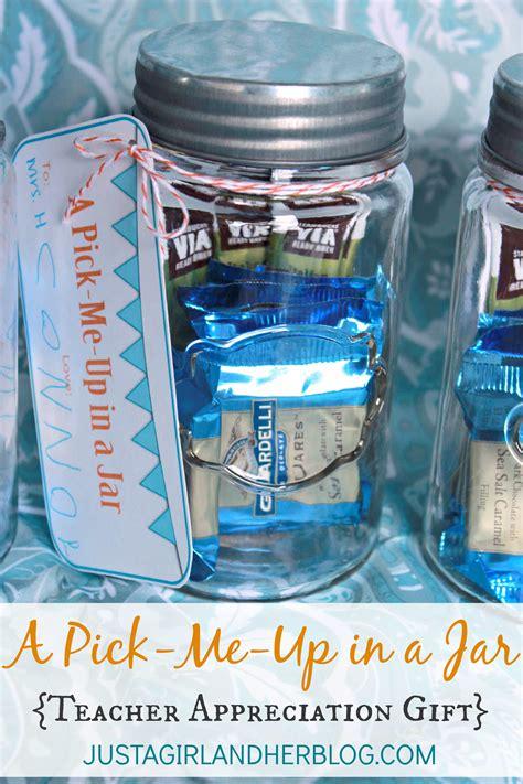 pick     jar teacher gift   printables
