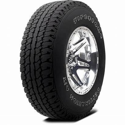 Firestone Destination Tires P275 60r20 Owl P235