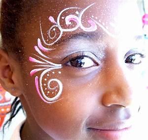 Maquillage Simple Enfant : arabesques archive at maquillage enfant et adulte animation spectacles ~ Melissatoandfro.com Idées de Décoration