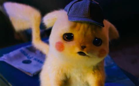 trailer  detective pikachu  dropped