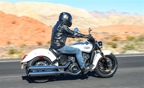 Review Indian Scout Sixty by 2016 Indian Scout Sixty Ride Review