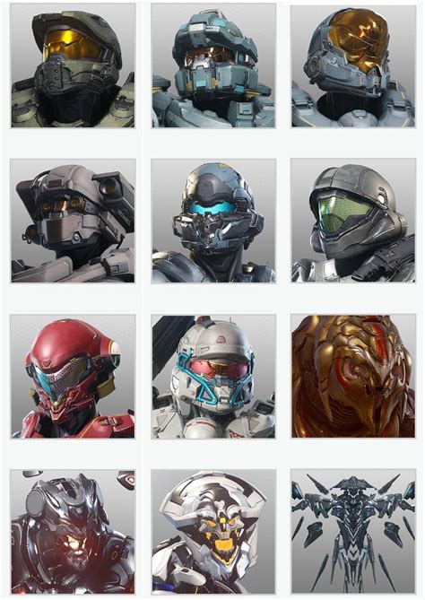 Halo 5 Guardians Gamerpics Are Being Added To Xbox One