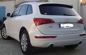 Audi Q5 Blanc : audi q5 blanc 240 ch septronic s loir et cher ~ Gottalentnigeria.com Avis de Voitures